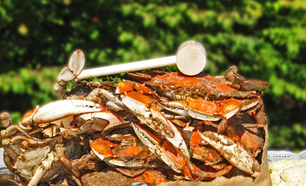 Steamed Crabs - Cooking Classes & Cooking Team Building - VictorsFood