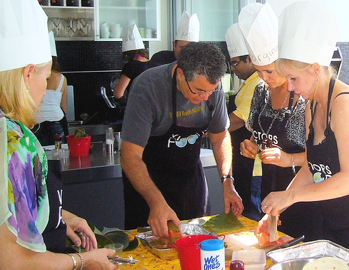 corporate cooking classes